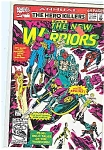 The New Warriors -Marvel comics Annual  Feb. 1992
