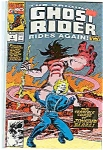 Ghost Rider - Marvel comics - July 1,1991