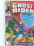 Ghost Rider - Marvel comics - # 3 Sept. 1991