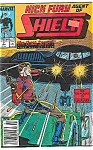 Click here to enlarge image and see more about item J3016: Nick Fury, agent of Shield - Marvel comics - #7 Jan.90