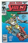 Click here to enlarge image and see more about item J3017: Nick Fury, agent of Shield -Marvel comics -# 8 Feb.90