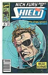 Click here to enlarge image and see more about item J3018: Nick  Fury,agent of shield-Marvel comics -#9 March 1990