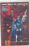 Click here to enlarge image and see more about item J3019: Nick Fury vs. s.h.i.e.l d. -Marvel comics - Sept. 88 #4
