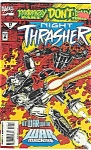 Night Thrasher - Marvel comics - # 17  - Dec. 1994