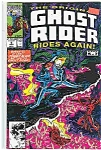 Ghost Rider - Marvel comics - # 5 Nov. 1991