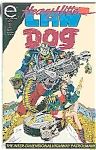 Click here to enlarge image and see more about item J3098: Law Dog - Epic comics - # l  May 1993