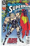 Superman - DC comics - # 29    Jan. 1994