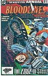 Bloodlines - DC comics -  # 2  1993
