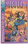 Stealth squad - Petra comics -  # l  Sept. 1993