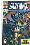Click here to enlarge image and see more about item J3124: Darkhawk - Marvel comics - # l March 1991