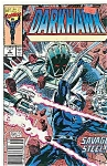 Darkhawk -Marvel comic s- # 4 June 1991