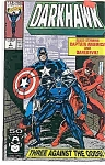 Darkhawk - Marvel comics - # 6 Aug. 1991