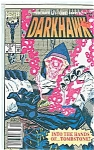 Darkhawk - Marvel comics - # 15  May  1992