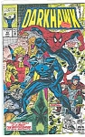Darkhawk - Marvel comics - # 19  Sept.  1992
