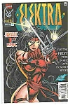 Elektra - July 1996  - Marv el comics - # l