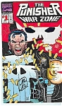 The Punisher  - March 92   # l  Marvel comics