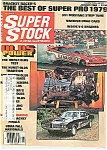 Click here to enlarge image and see more about item J3173: Super stock & drag Illustrated magazine Jan.  1980