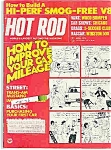 Click here to enlarge image and see more about item J3176: Hot Rod Magazine -   April 1974