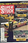 Super stock & drag illustrated magazine - Nov. 1979