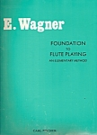 Foundations to FLUTE PLAYINBG - copyright 1918