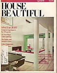 House Beautiful -  April  1978
