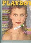 Click here to enlarge image and see more about item J3219: Playboy magazine - May 1983