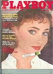 Playboy magazine - November 1983