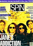 Click here to enlarge image and see more about item J3229a: Spin Magazine-  June 1991