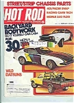 Click here to enlarge image and see more about item J3230: Hot Rod Magazine - Feb. 1976
