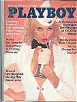 Click here to enlarge image and see more about item J3257: Playboy magazine - May 1977