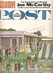 Click here to enlarge image and see more about item J3358E: Saturday  Evening Post -  June 09. 1962