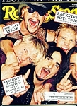 Click here to enlarge image and see more about item J3446b: Rolling Stone Magazine-  December 14, 2000
