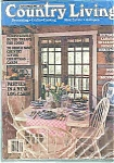 Click here to enlarge image and see more about item J3491: Country Living - September 1985