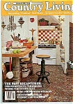 Click here to enlarge image and see more about item J3498: Country Living - January 1990