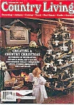 Click here to enlarge image and see more about item J3500: Country Living - December 1993