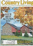 Click here to enlarge image and see more about item J3510: Country Living - November 1996