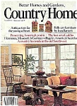 Click here to enlarge image and see more about item J3512: Country Home  - April 1986