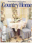 Country Home August 1986