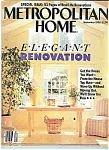 Click here to enlarge image and see more about item J3517: Metropolitan Home  - September 1985
