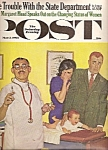 Saturday Evening Post -  March3, 1962