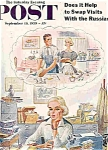 Click here to enlarge image and see more about item J3543: The Saturday Evening Post   Sept  19, 1959