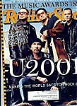 Click here to enlarge image and see more about item J3559a: Rolling Stone Magazine- January 18, 2001