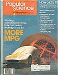 Click here to enlarge image and see more about item J3598: Popular Science - November 1979