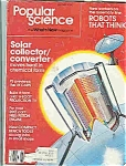 Click here to enlarge image and see more about item J3600: Popular Science    June 1980