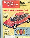 Click here to enlarge image and see more about item J3601: Popular science - Ju.ly 1980
