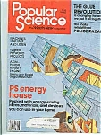 Click here to enlarge image and see more about item J3602: Popular Science - August 1980