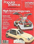 Click here to enlarge image and see more about item J3603: Popular Science - January 1980