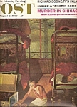 Click here to enlarge image and see more about item J3614H: Saturday Evening Post -  August 6, 1960