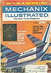 Click here to enlarge image and see more about item J3632: Mechanix  Illustrated - May 1965