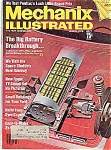 Click here to enlarge image and see more about item J3654: Mechanix Illustrated - March 1978